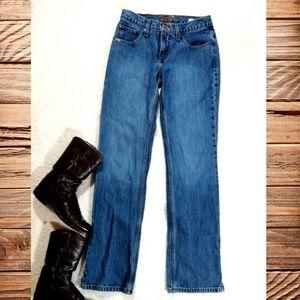 Cruel Girl Slim Fit Cowgirl Cut Jeans size 3 Long